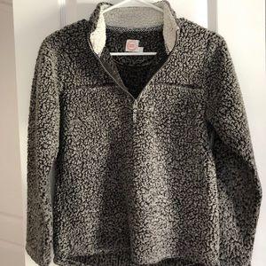 Sweaters - Fuzzy Jacket